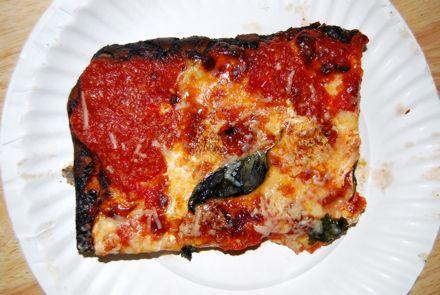 artichoke basille pizza