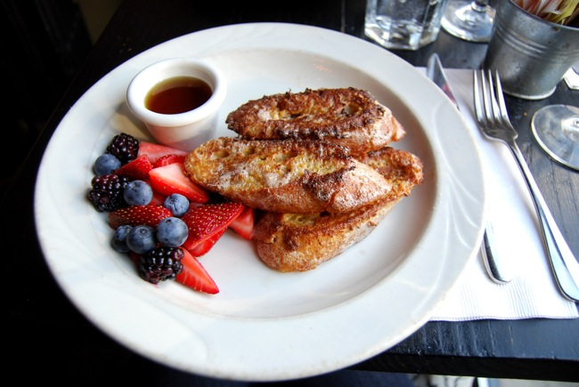 cafe condesa french toast