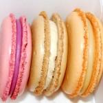 Macarons at Bouchon Bakery