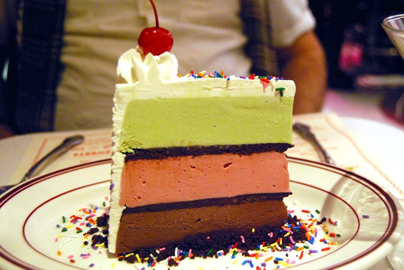 Ice Cream Cake Parm Nyc