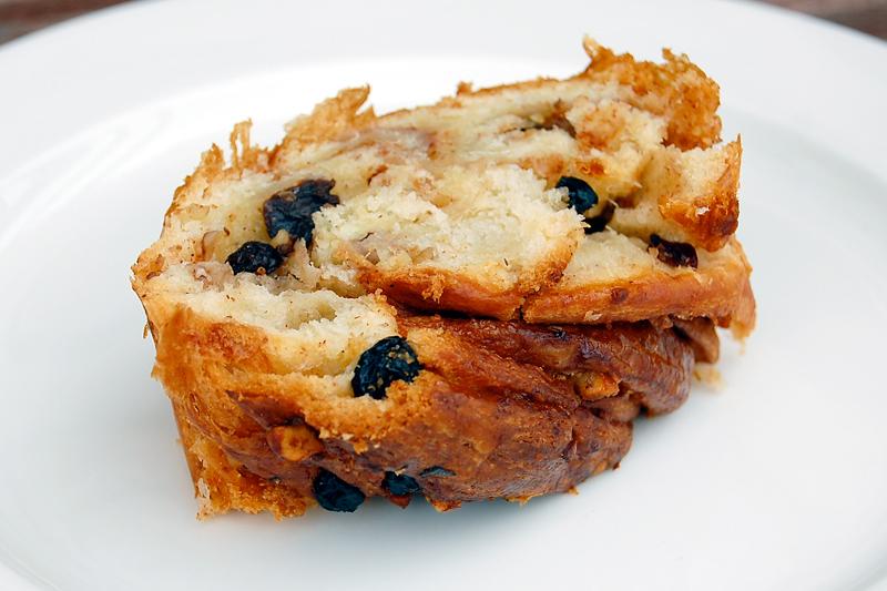 Breads Bakery cinnamon babka