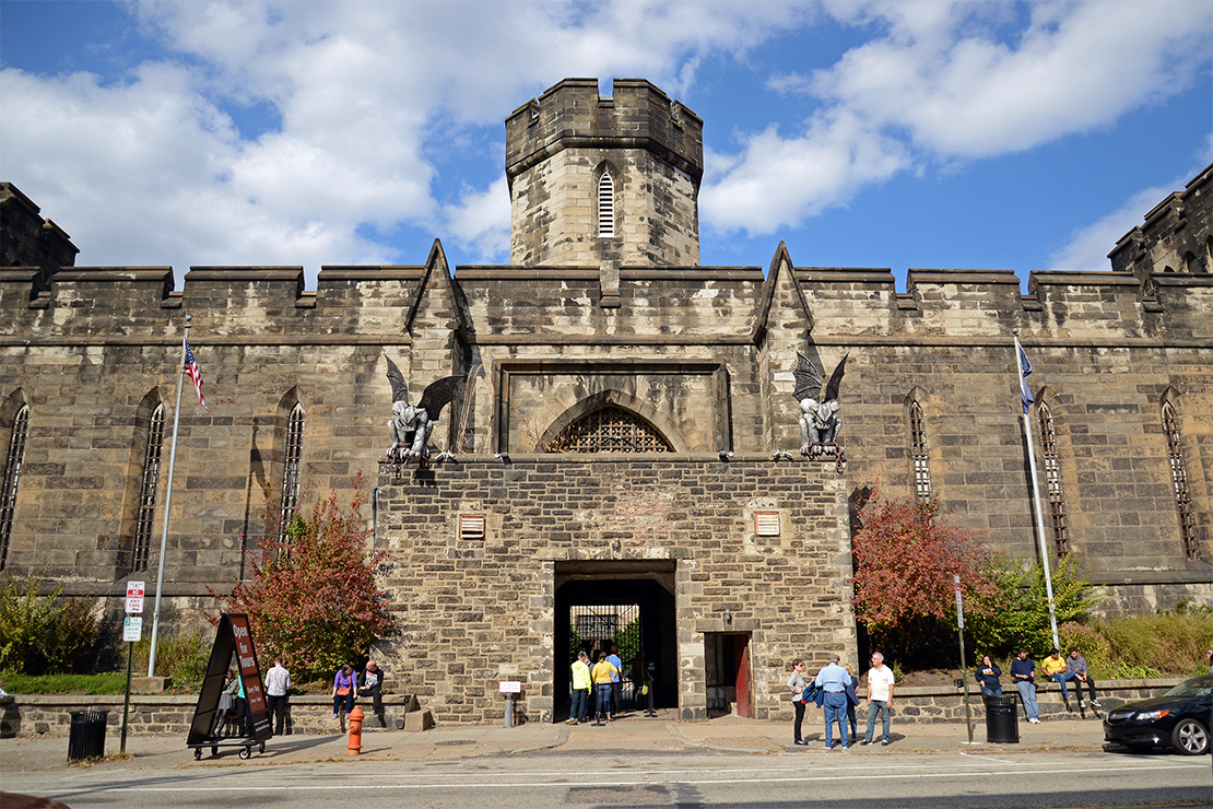 Prison Halloween Philadelphia