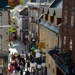Quebec City Idyll